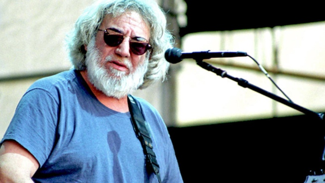 Jerry Garcia's San Francisco Homes to be Commemorated with Plaques