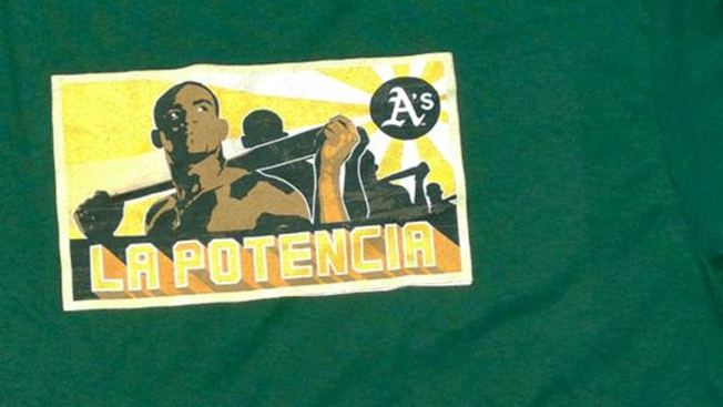 Oakland A's Cespedes T-Shirt Giveaway Still On After Trade
