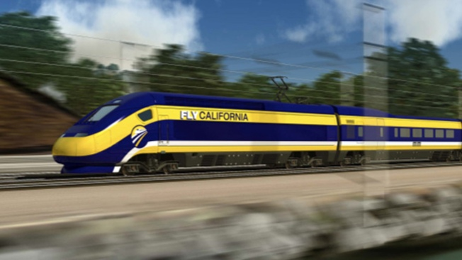 California High-Speed Rail Not Only Train Project Falling Behind