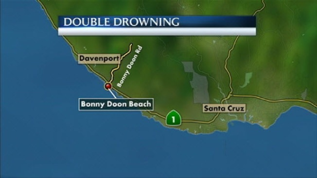 2 Sisters-in-Law Drown at Santa Cruz Beach