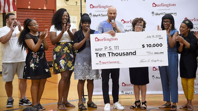 Common Goes Back to School to Help New York City Teachers