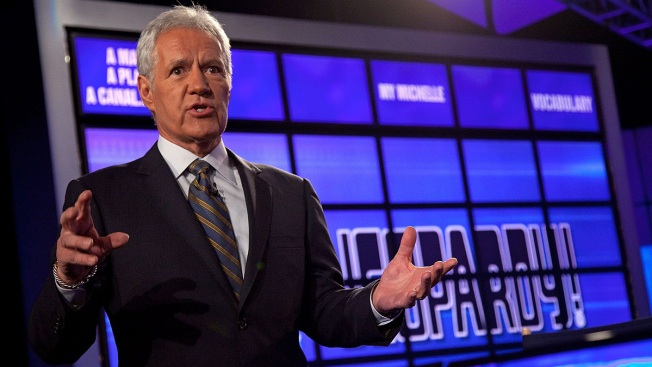What Is Life Without 'Jeopardy'? Trebek Mulls Retirement