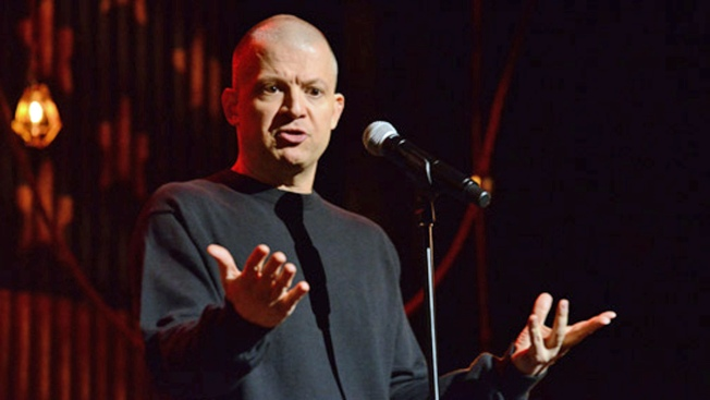 Comedian Jim Norton Returns to San Francisco's Cobb's Comedy Club
