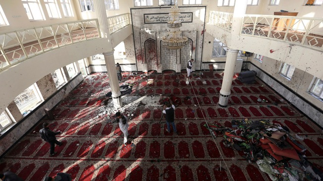 At Least 29 Dead in Suicide Bombing of Afghan Shiite Mosque: Official