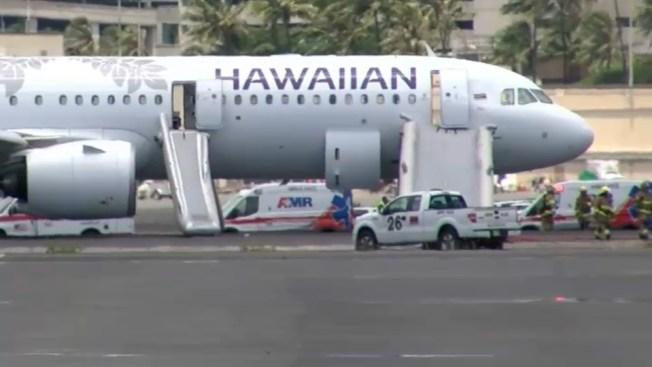 Hawaiian Airlines Flight From Oakland Makes Emergency Landing in Honolulu
