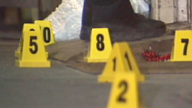 New Year's Eve Shooting Kills 56-Year-Old Man in Antioch