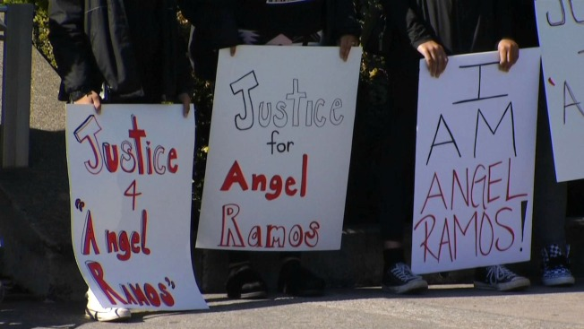 'Justice for Angel Ramos': Family Members, Friends Clamor for Due Process After Officer-Involved Shooting in Vallejo