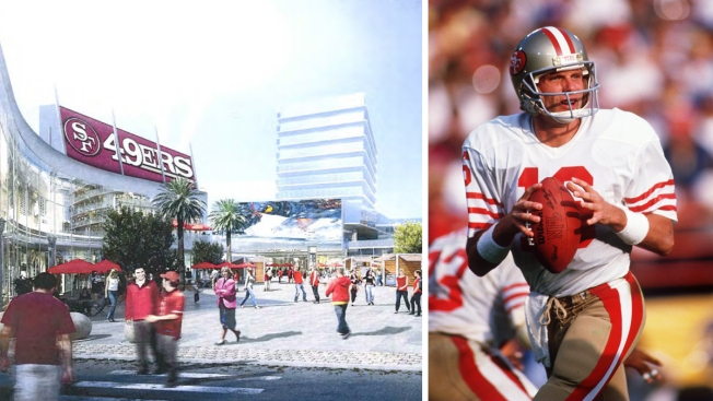 Joe Montana Unveils Plan for Hotel and Entertainment Complex Near Levi's Stadium in Santa Clara
