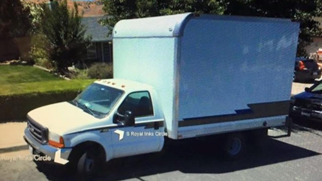 CHP Seeks Help in Locating White Box Truck Stolen from Antioch House's Driveway