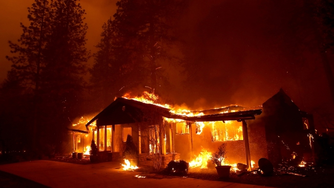 Lawsuits Demanding PG&E Pay for Damages From Wildfires