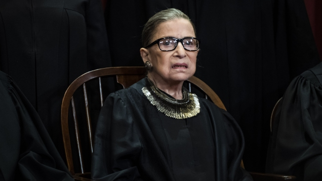 Justice Ruth Bader Ginsburg's Recovery Is 'on Track,' Supreme Court Says