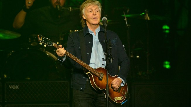 Paul McCartney Writing 'It's a Wonderful Life' Stage Musical