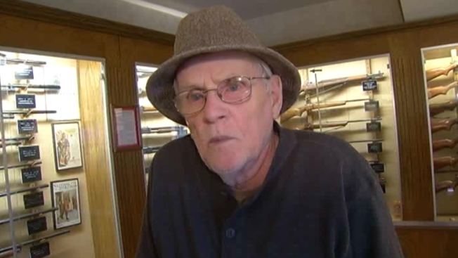 Wish Granted: Michigan Veteran, A Winchester Rifle Enthusiast, Tours San Jose's Mystery House