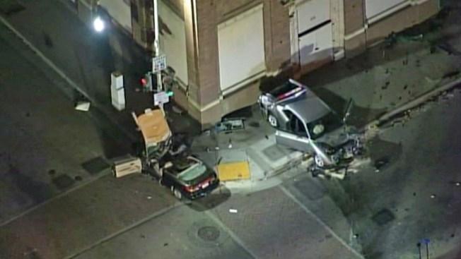 Richmond: Gang Member, Passenger Arrested After Fleeing Hit-and-Run Crash