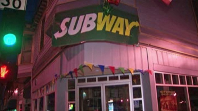 Vallejo Subway Shop Opens With Bulletproof Glass