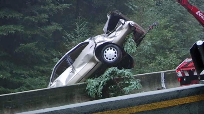 Sacramento Women Ejected from Car in Highway 17 Crash Weren't Wearing Seatbelts: CHP
