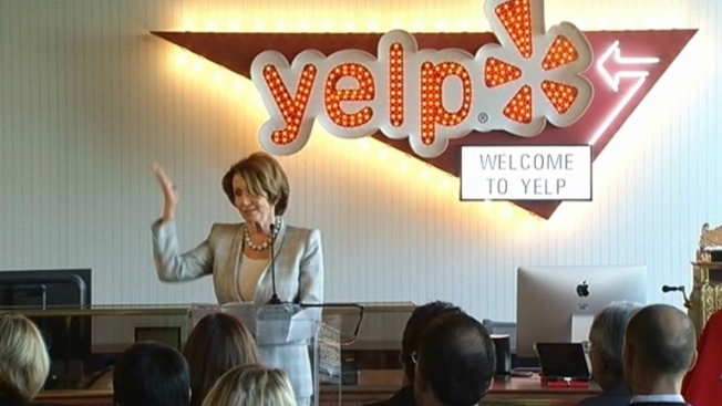 Yelp Moves Into Historic New Digs