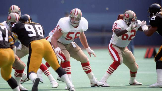 Former 49ers Center Fred Quillan Dies at 60