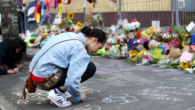 New Zealand Massacre Picture: Death Toll Rises To 50 In Massacre At New Zealand Mosques