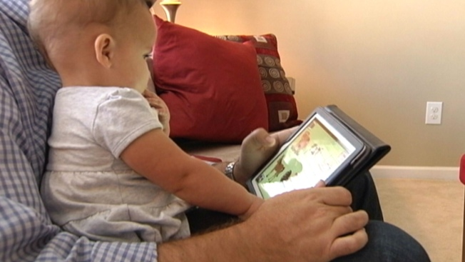 Study Shows Spike in Toddlers' Use of Tablets, Smartphones