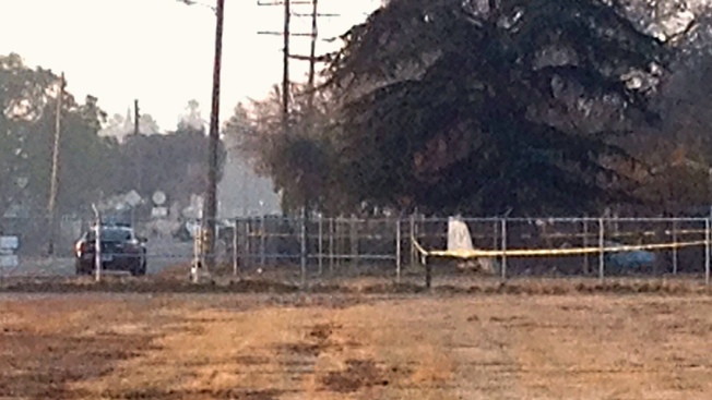 Small Plane Crashes in Front Yard of Fresno Home; 2 Killed