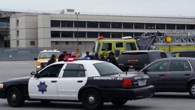 Man Taken Into Police Custody After Jumping Fence, Running Onto Airfield at San Francisco International Airport