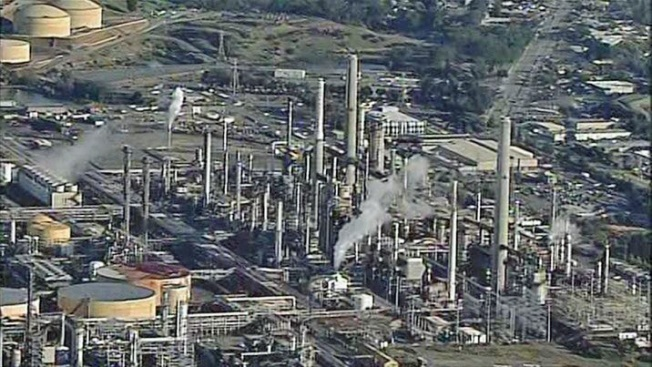 Excessive Flaring, Black Smoke at Shell Refinery Prompts Health Advisory in Contra Costa County