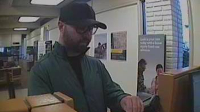Serial Bandit Accused of Robbing Lafayette, Rio Vista Banks on Same Day