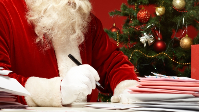 St. Nick Trick: US Post Office Lets Kids Get Replies Mailed From Santa