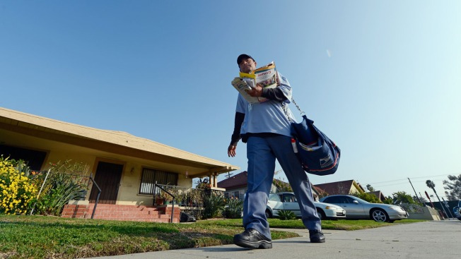 San Jose Postal Workers Report Most Dog Attacks in Bay Area
