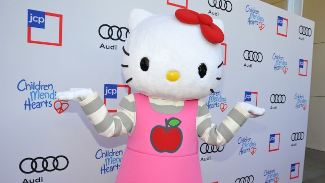 Total Bombshell! Hello Kitty Expert Reveals Iconic Character Isn't a Cat