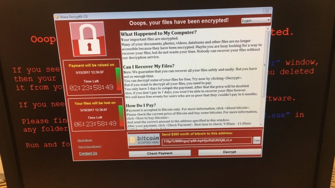 Companies prepare for more ransomware attacks on Monday