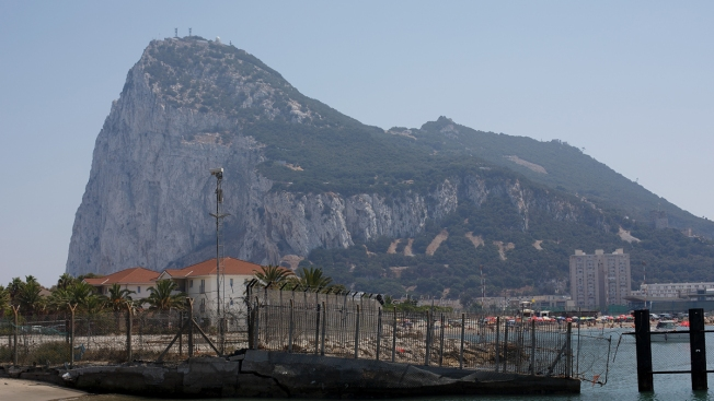 Foreign Office defends navy for ordering Spanish warship out of Gibraltar waters class=