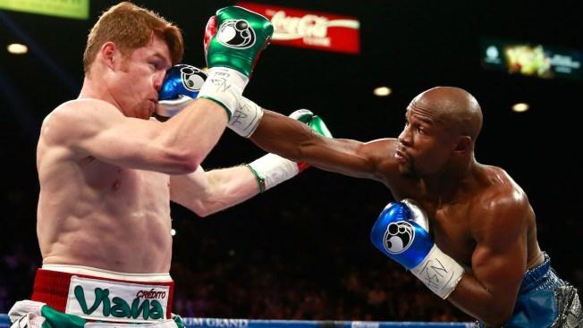 Floyd Mayweather Jr. Defeats Canelo Alvarez