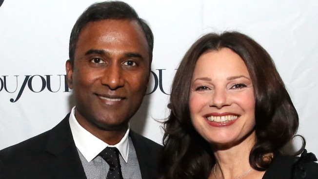 "Fran Drescher Marries Shiva Ayyadurai, the ""Inventor of Email"""