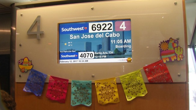 Southwest Airlines Flights Take Off from Oakland to Mexico for First Time Ever