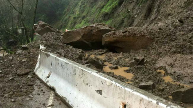 Massive Cleanup of Mudslides, Flooding Continues Across East Bay