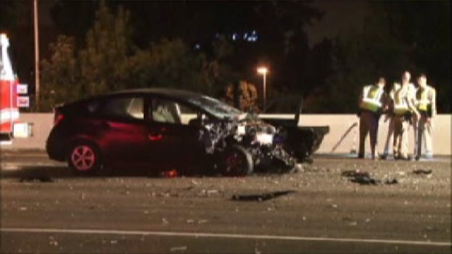 Driver Rear-Ends Car in Milpitas, Fatally Struck Upon Return: CHP