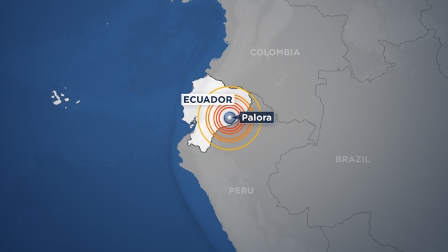 Powerful 7.5-Magnitude Quake Hits Southern Ecuador