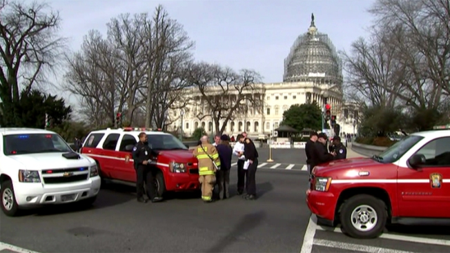 10 Sickened at House of Representatives Building in DC