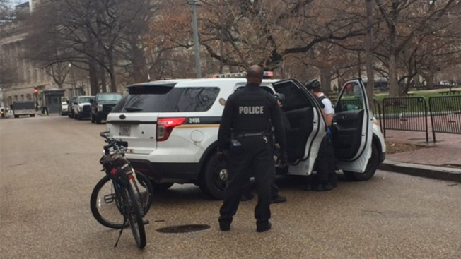 Suspect in Custody After White House North Lawn Evacuated