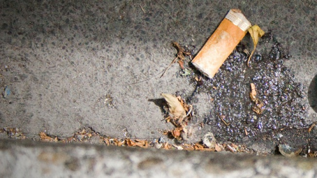 Cigarette Butts Lead to Robber's Arrest