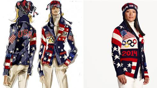 Team USA Olympic Opening Ceremony Uniforms Unveiled