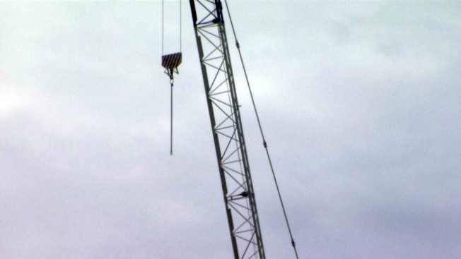 Man Detained After Climbing Crane in San Francisco, Taken to Hospital