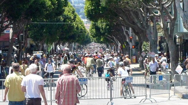 Former Bogota Mayor Brings Vision of Car-Free San Francisco