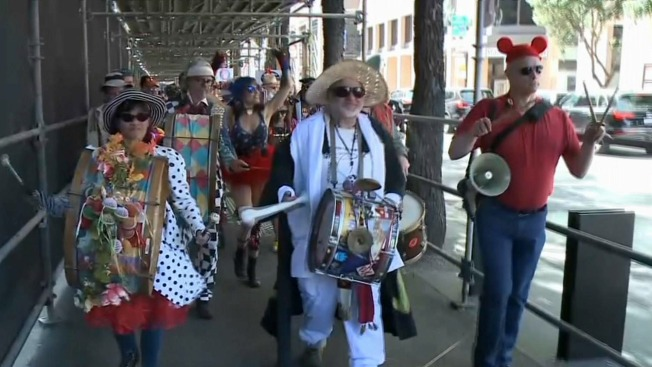 Celebrate Stupidity: Folks Relish April Fools' Day with St. Stupid's Day Parade