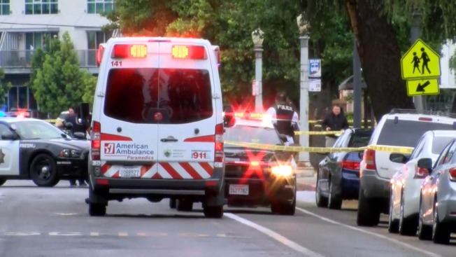Image result for Three people are dead in a shooting spree in downtown Fresno