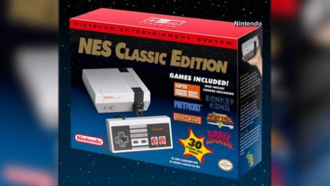 Nintendo Bringing Back NES Classic —Again