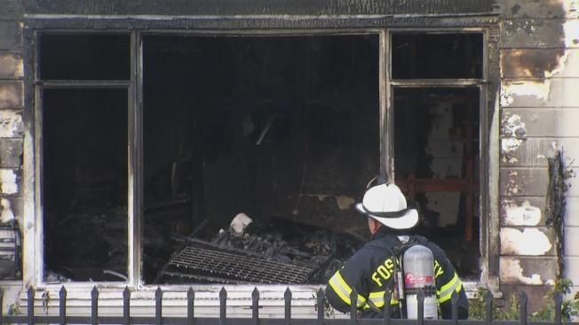 'I'm Traumatized': Once-Extinguished Fire Reignites, Guts ...