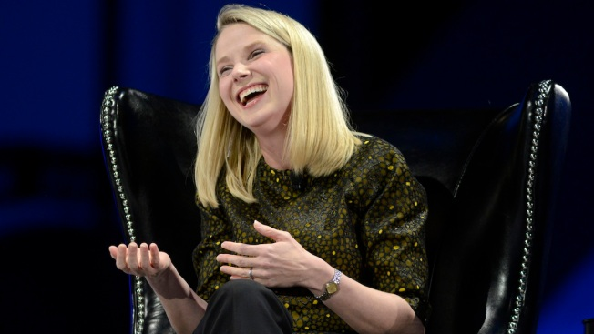 Yahoo Chief Marissa Mayer Makes Headlines For Style, Substance